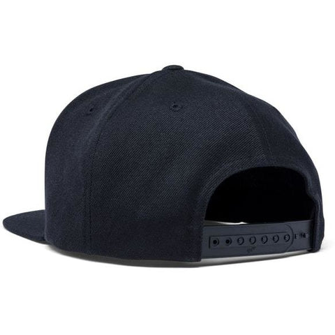 SPY Bentley Patch Snapback Hat - Black