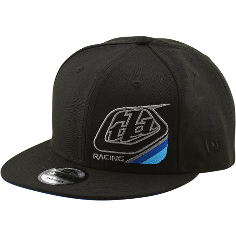 Bērnu Cepure Troy Lee Designs Precision 2.0 Snapback - Black