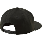 Troy Lee Designs Classic Signature Youth Snapback Hat - Black