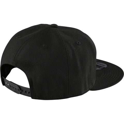 Troy Lee Designs Peace Sign Snapback Hat - Black 2020