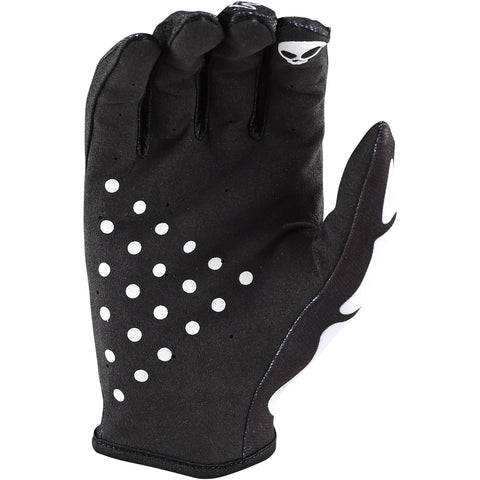 Troy Lee Designs Gloves Youth AIR Skully - Black 2020