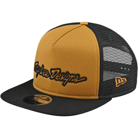 Cepure Troy Lee Designs Signature Snapback - Gold 2020