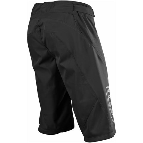Troy Lee Designs Sprint Youth Shorts Solid - Black 2020