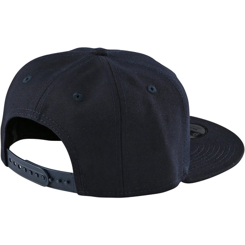 Troy Lee Designs Peace Sign Snapback Hat - Navy 2020