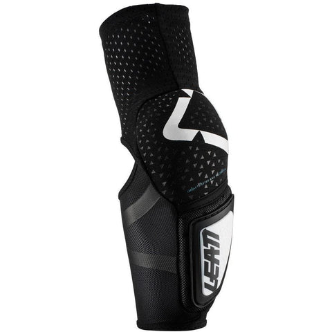 Bērnu Elkoņu Sargi LEATT 3DF Hybrid EXT Junior - White/Black