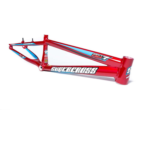 Rāmis Supercross BMX Envy RS7 Triple Butted Aluminium - Red