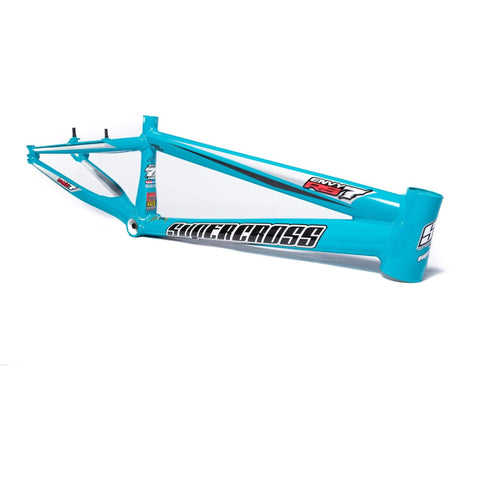 Rāmis Supercross BMX Envy RS7 Triple Butted Aluminium - Turquoise Blue