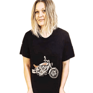 #ridewithus graphic tee (Limited Edition)
