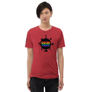 These Colors Don't Run Outerthere Logo Tee