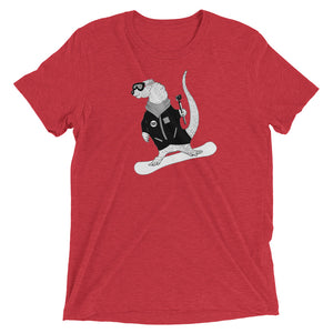 Otter The Outerthere Mascot Snowboards Original Graphic Tee!