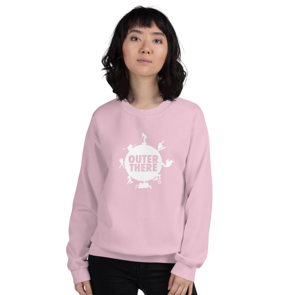 New Outerthere Logo Sweatshirt