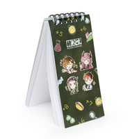 Item Double Spiral Notebook