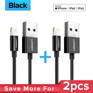 Lightening to USB Cable for iPhone - Salezeal