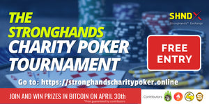 Stronghands Charity Poker Tournament