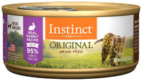 Instinct Grain-Free Rabbit Formula Canned Cat Food
