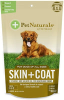 Pet Naturals of Vermont Skin and Coat Functional Chews for Dogs