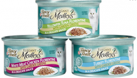 Fancy Feast Elegant Florentine Variety Pack Canned Cat Food