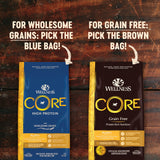 Wellness CORE Grain Free Natural Puppy Health Chicken & Turkey Recipe Dry Dog Food