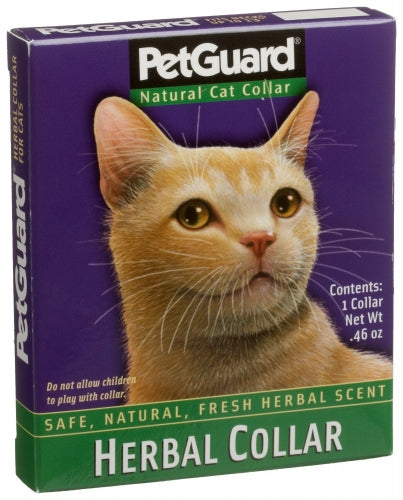 Petguard Herbal Collar for Cats