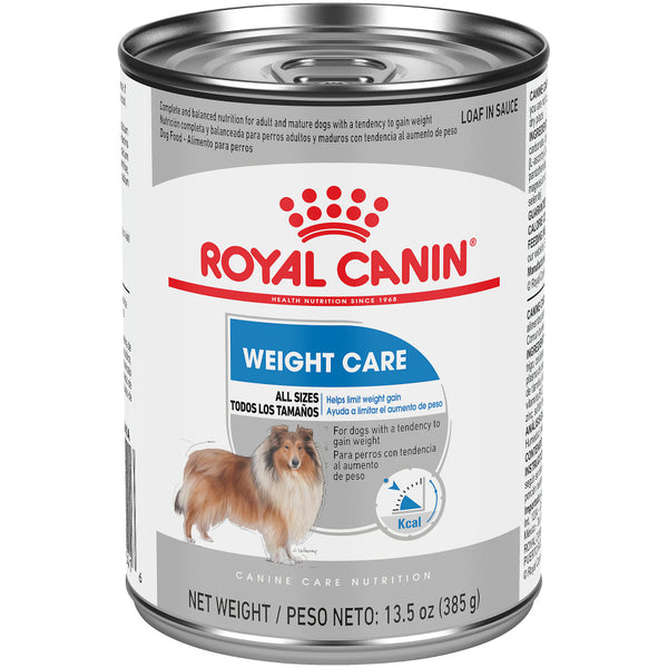 Royal Canin Canine Care Nutrition Weight Care Canned Dog Food