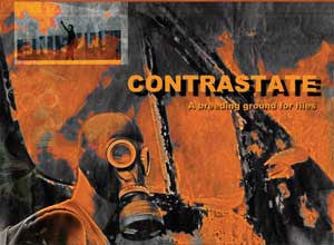 "CONTRASTATE ""A Breeding Ground For Flies"" CD"