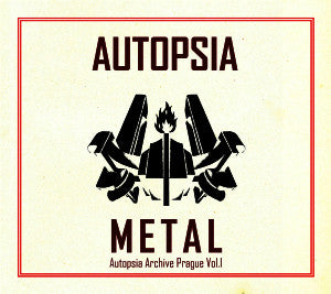 "AUTOPSIA ""Metal"" CD"