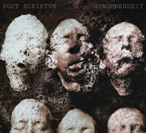 "POST SCRIPTVM ""Benommenheit"" CD"