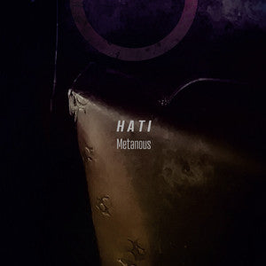 "HATI ""Metanous"" CD"