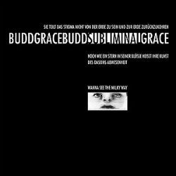"SUBLIMINAL ""Gracebudd"" CD"