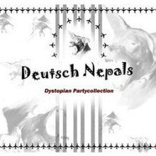 "DEUTSCH NEPAL ""Deutsch Nepals Dystopian Partycollection"" CD"