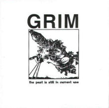 "GRIM ""The Past Is Still In Current Use"" CD"