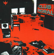 "CLUB MORAL ""Lonely Weekends"" 7inch"