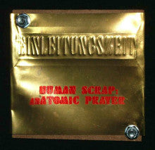 "EINLEITUNGSZEIT ""Human Scrap: An Atomic Prayer"" CD enhanced"