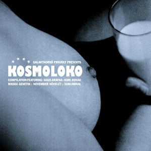 "VARIOUS ARTISTS ""Kosmoloko"" CD"