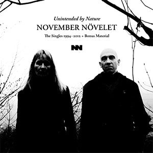 "NOVEMBER NÖVELET ""Unintended By Nature"" CD"