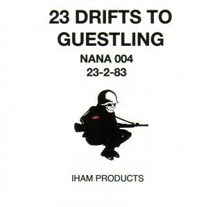 "VARIOUS ARTISTS ""23 Drifts To Guestling"" CD"