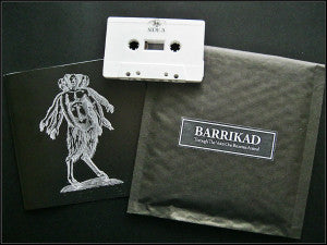 "BARRIKAD ""Through The Voice One Becomes Animal"" C20"