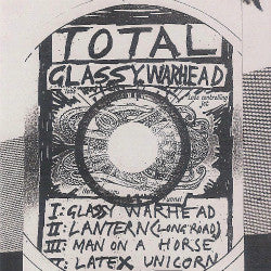 "TOTAL ""Glassy Warhead"" CD"