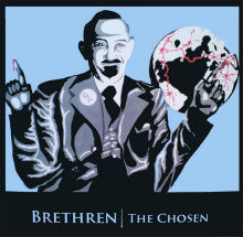 "BRETHREN ""The Chosen"" 10inch + DVD-R"