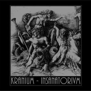 "KRANIVM ""Insanatorivm /  The Brighter Edge Of Death / I-The Blood"" 3xLP Bundle"