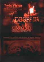 "S.P.K. ""Despair - Digitally Extracted"" DVD"
