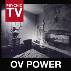 "PSYCHIC TV ""Ov Power"" CD"
