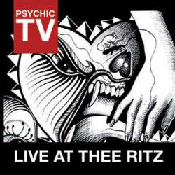 "PSYCHIC TV ""Live At Thee Ritz"" 2xCD"
