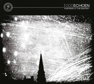 "1000SCHOEN ‎""Paintings At The Nightsky"" 2xCD"