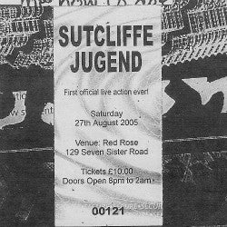 "SUTCLIFFE JÜGEND ""Live Assault 01"" CD"