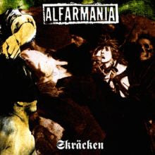 "ALFARMANIA ""Skräcken"" CD"