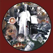 "ALFARMANIA ""Bottenskrapet"" 12inch picture disc"
