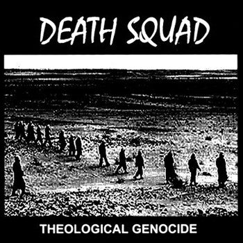 "DEATH SQUAD ""Theological Genocide"" 2xLP"