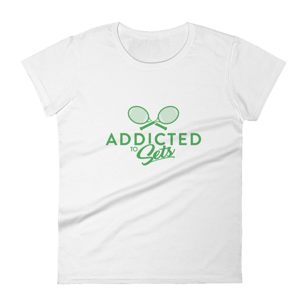Women's short sleeve t-shirt - Addiced to Sets