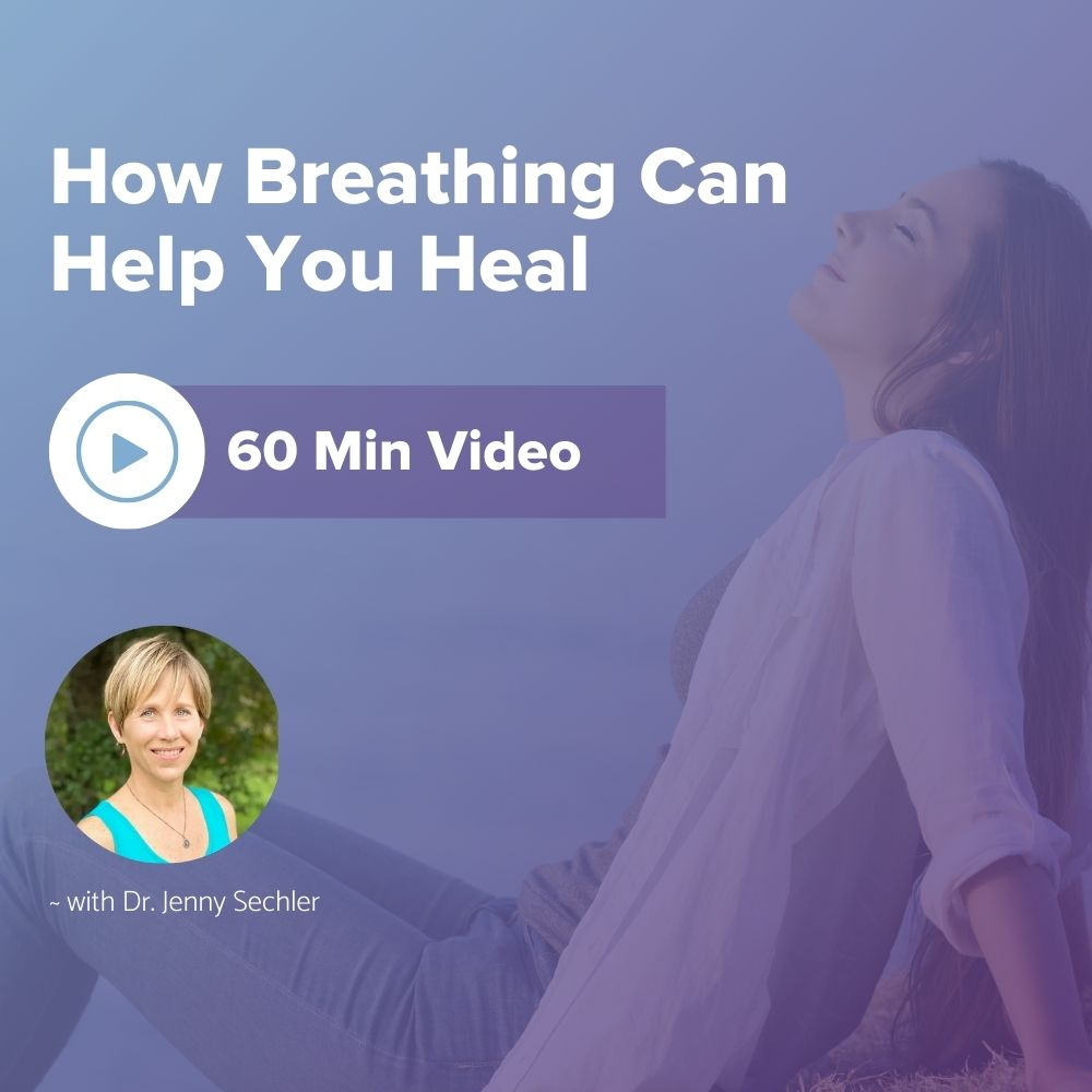 How Breathing Can Help You Heal